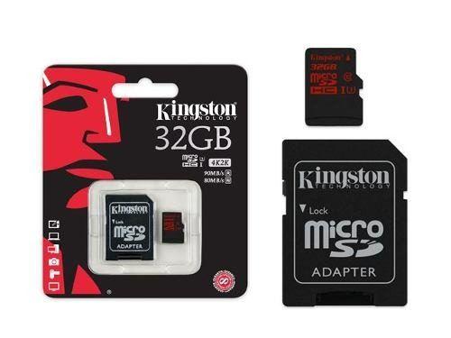CARTO MICRO SDHC 32GB SPEED CLASS3 - SDCA3/32GB