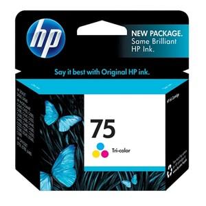 HP Inc. CARTUCHO TINTA HP 75 TRICOLOR - CB337WB - CB337WB