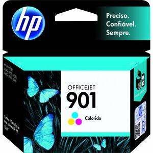 CARTUCHO TINTA HP 901 COLORIDO - CC656AB - CC656AB