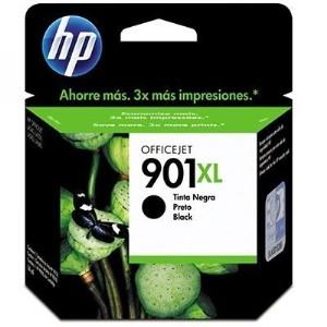 CARTUCHO TINTA HP 901XL PRETO - CC654AB - CC654AB