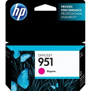 HP Inc. CARTUCHO TINTA HP 951 MAGENTA - CN051AB - CN051AB