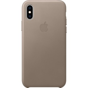 Case Para IPHONE XS LEATHER TAUPE - MRWL2ZM/A - MRWL2ZM/A