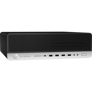 COMPUTADOR HP ELITEDESK 800 G4 SFF I5-6C 8500 - 8GB SDRAM 2666MHZ - HD 500GB - WIN 10 PRO 64 - 3 ANOS ON SITE