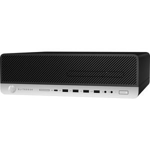 COMPUTADOR HP ELITEDESK 800 G4 SFF I7-6C 8700 - 8GB DDR4 2666MHZ - HD 1TB - WIN 10 PRO 64 - 3 ANOS ON SITE