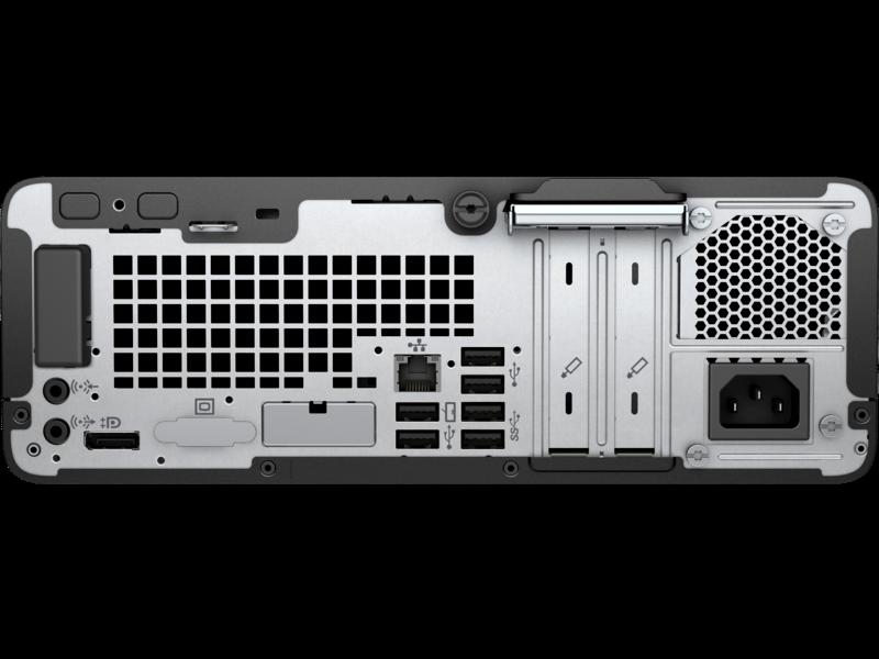 COMPUTADOR HP PRODESK 400 G5 SFF I5 8500 - 8GB DDR4 2666MHZ - HD 500GB - WIN 10 PRO - 1 ANO ON SITE