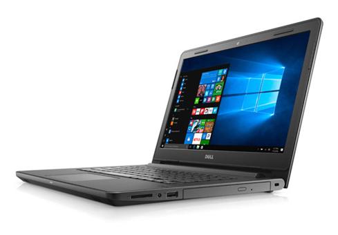 Dell Microcomputador Portatil Vostro 14 3468 Core i5-7200U, 4GB, HD 500, Windows 10 PRO