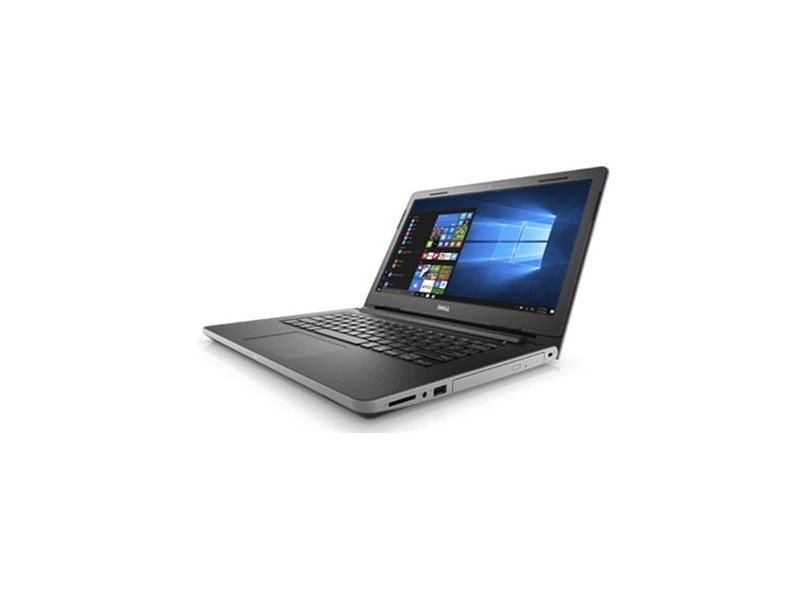 Dell Microcomputador Portatil Vostro 14 3468 Core i5-7200U, 4GB, HD 500, Windows 10 PRO