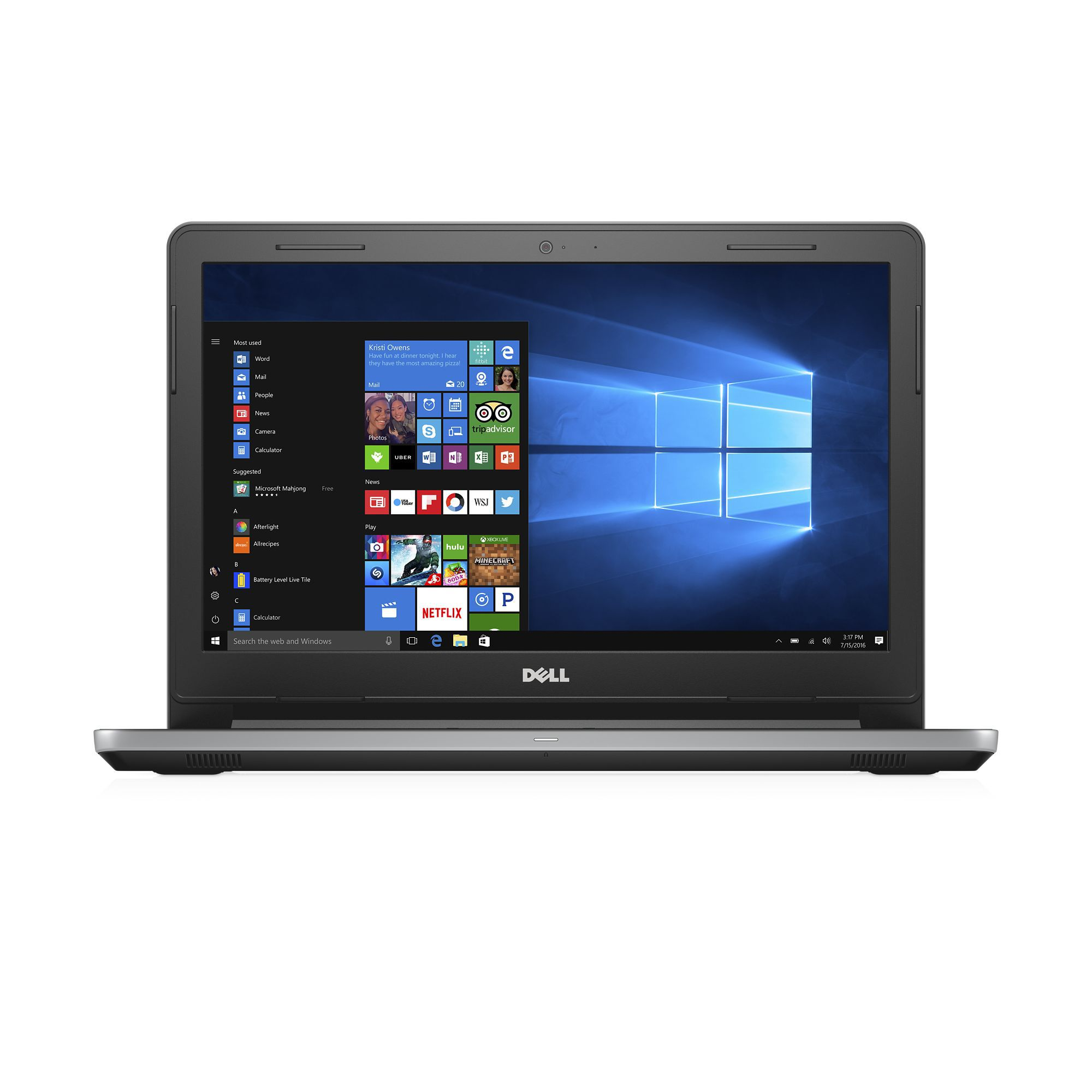 Dell Microcomputador Portatil Vostro 3468 Core i3-6006U, 4GB, HD 500, Ubuntu