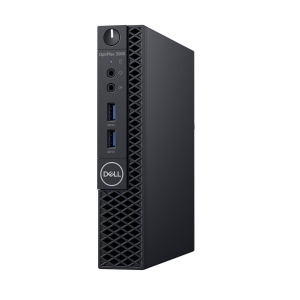 DESK DELL OPT 3060M I7-8700T MICRO WIN 10 PRO 8GB 1TB 1 ON-SITE