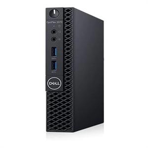 DESK DELL OPT 3070M I5-9500T MICRO WIN 10 PRO 4GB 500GB 1 ONSITE - 210-ATBP-I5-4GB