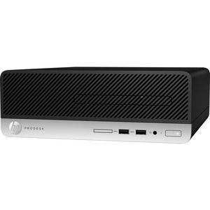 DESK HP 400 G5 SFF DM  I3-9100  W10P 4GB 500GB 3 ANOS ON SITE  9EA80LA#AC4 - 9EA80LA#AC4