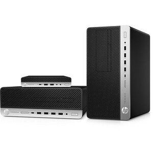 DESK HP 600 G5 SFF I5-9500 W10P 8GB 500GB HDD 3 ANO ONSITE - 2A161LA#AC4