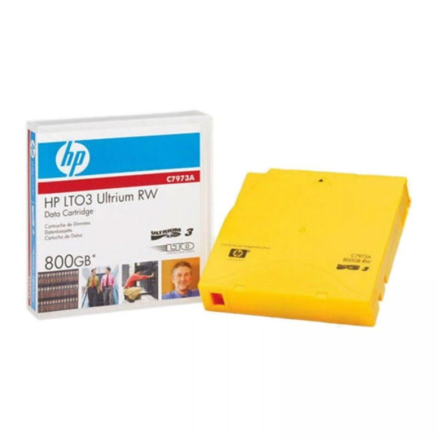 Fita LTO-3 / HP - C7973A