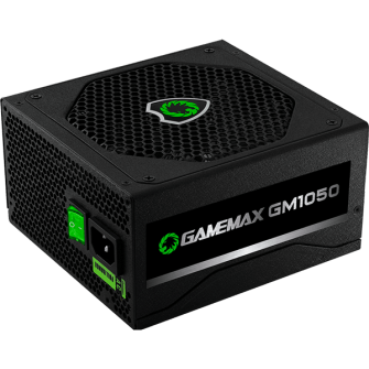 Fonte 1050W Gamemax 80 Plus Silver Semi Modular - GMX GM1050