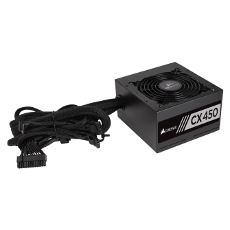 Fonte 450W Corsair 80 Plus Bronze CX450 CP-9020120