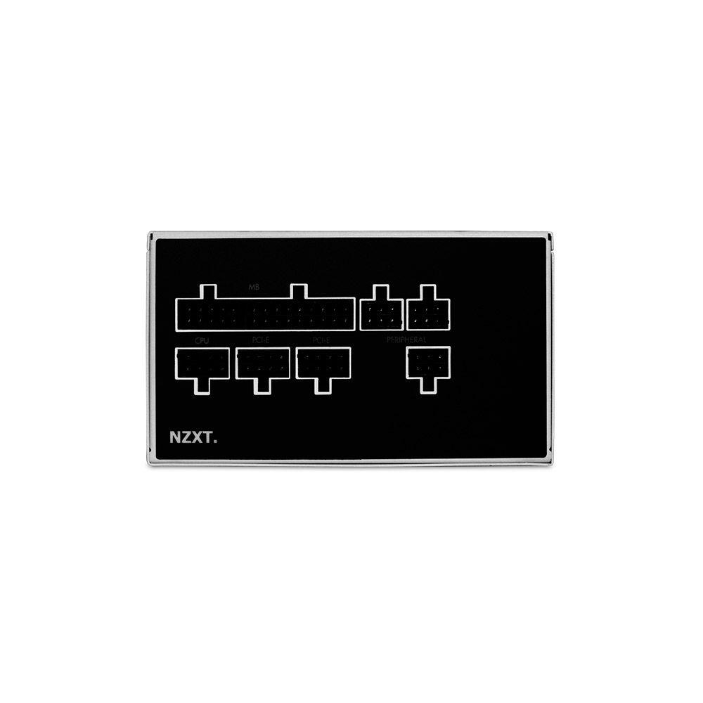 Fonte 700W NZXT Modular 80 Plus Bronze NP-1BM-0700A