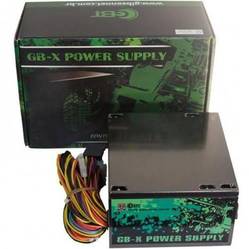 Fonte 850W GBT GBTX 850 c/ Cabo