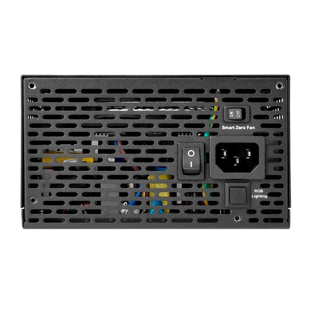 Fonte 850W Thermaltake 80 Plus Gold Modular RGB ToughPower - PS-TPG-0850FPCGUS-R