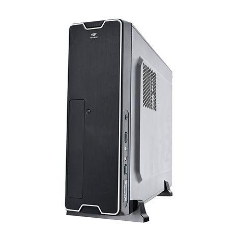 Gabinete C3 Tech Slim DT-150BK C/FTE PS-200SFX