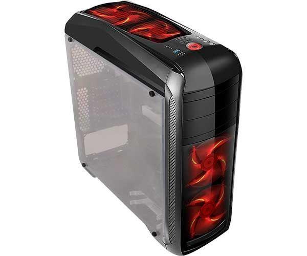 Gabinete Gamer Bluecase BG-024 sem Fonte USB 3.0