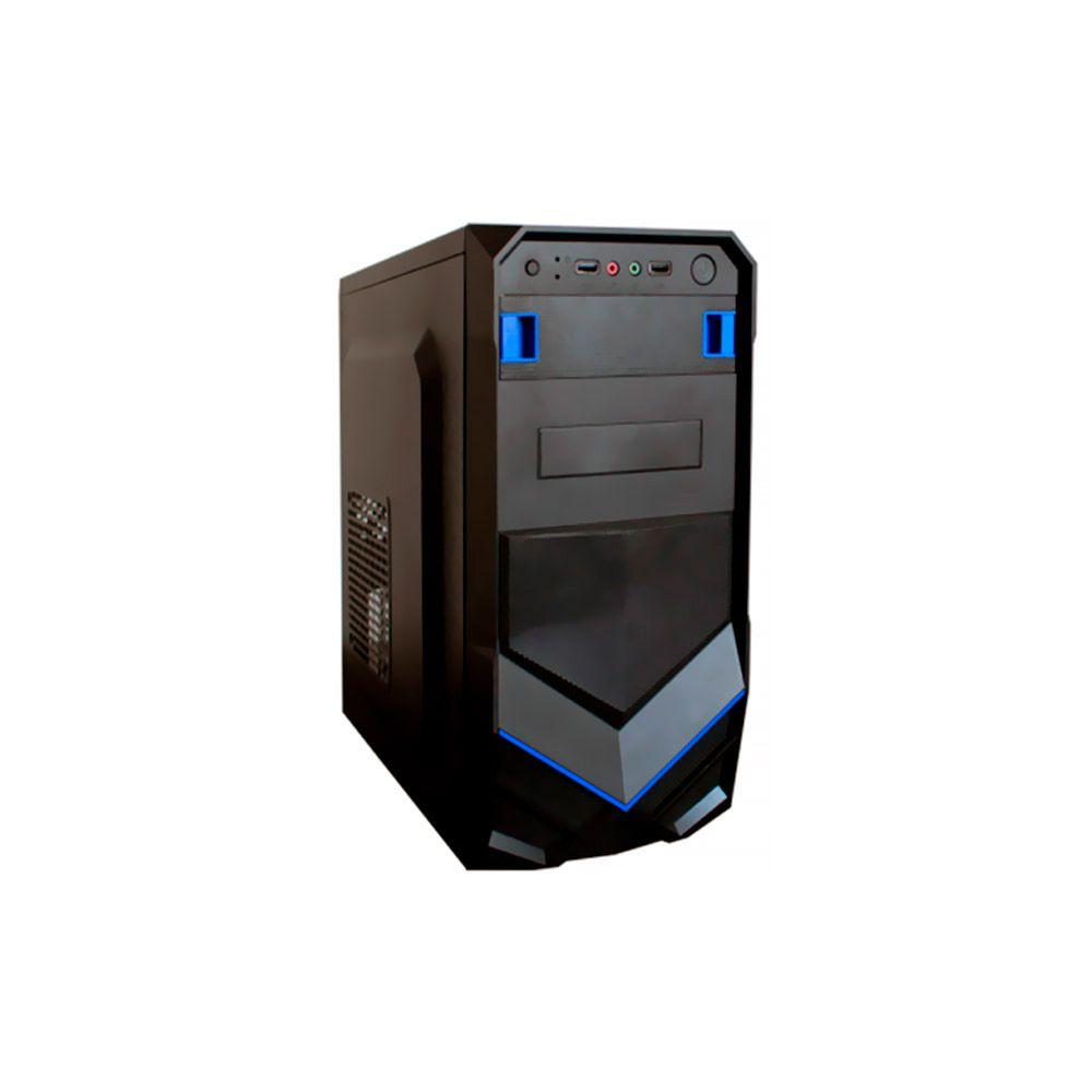 Gabinete Gamer BR-One P020  2 Baias s/ Fonte