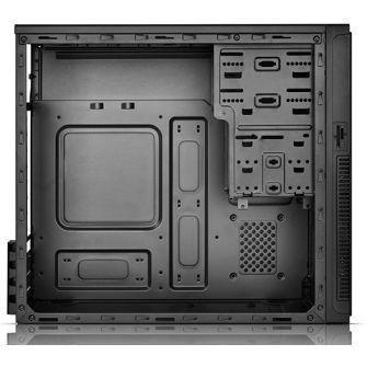 Gabinete Gamer DeepCool Frame Preto DP-MATX-DPFRAM