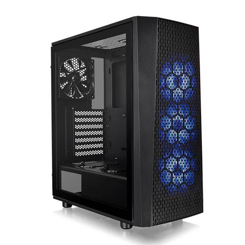 Gabinete Gamer Thermaltake Versa J24 RGB CA-1L7-00M1WN-01