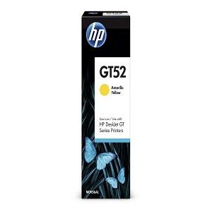GARRAFA DETINTA HP GT52 AMARELO . - M0H56AL