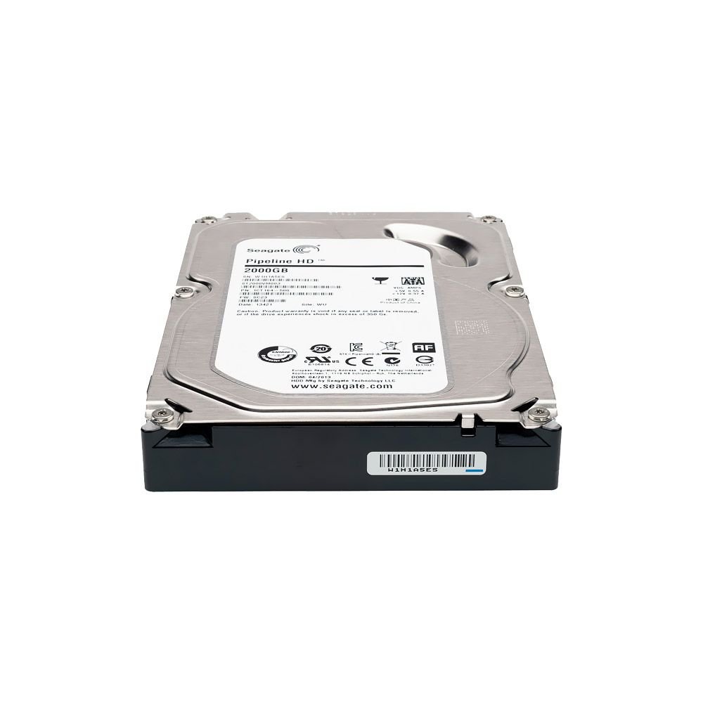 HD 2TB SATA III Seagate 64MB 5900RPM Pipeline Dvr Video ST2000VM003