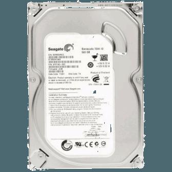 HD 500GB SATA III Seagate 16MB 7200RPM Desktop HDD ST500DM002 PPB