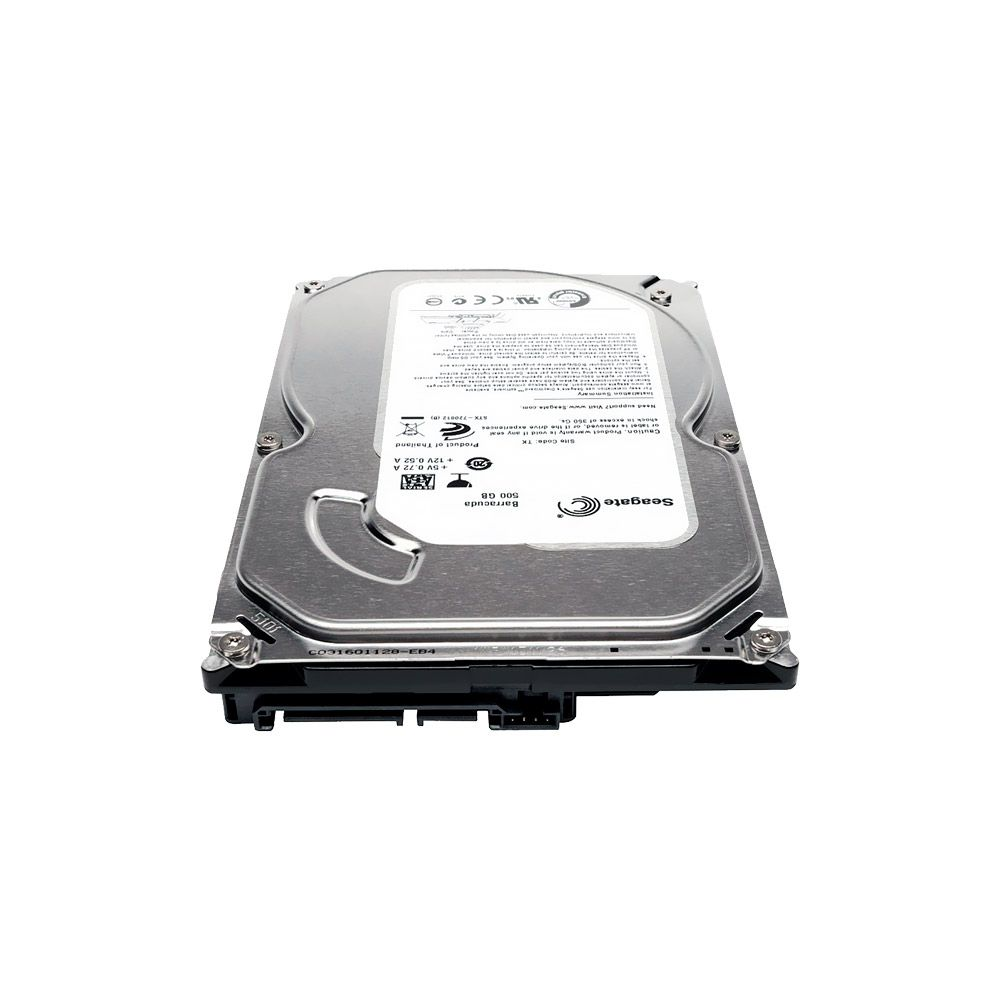 HD 500GB SATA III Seagate 16MB 7200RPM Desktop HDD ST500DM00