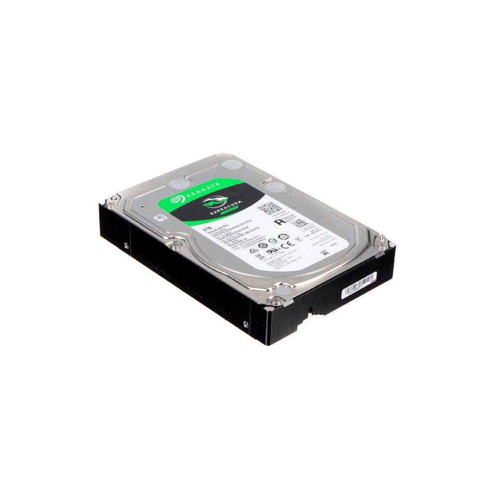 HD 6TB SATA III Seagate 256MB 7200RPM BarraCuda Pro ST6000DM004