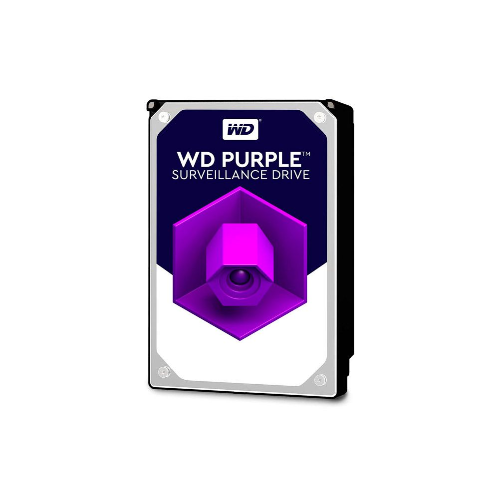 HD 6TB SATA III Western Digital Purple Surveillance WD60PURX