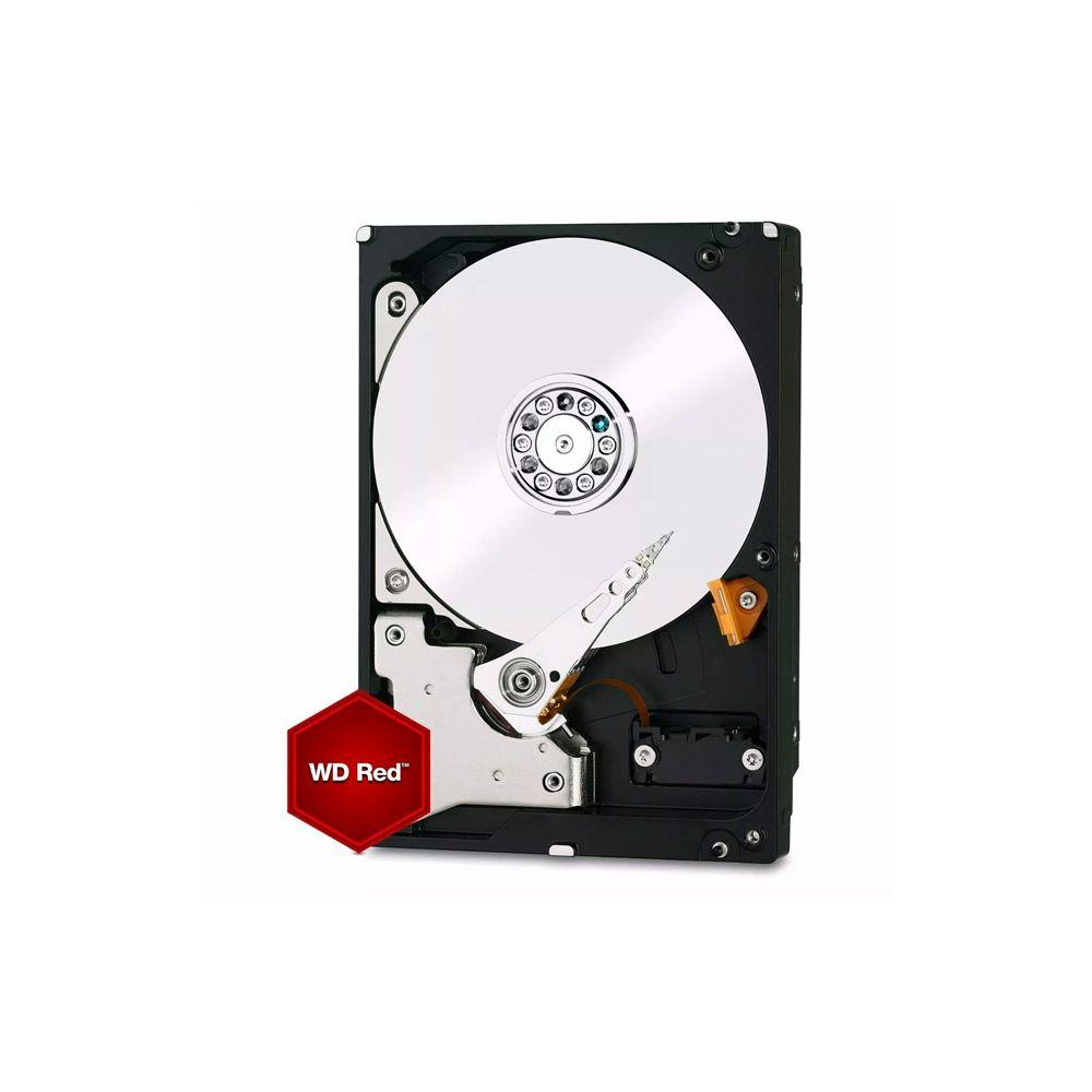 HD 8TB SATA III Western Digital NAS 128MB SATA 6Gb/s - WD80EFZX