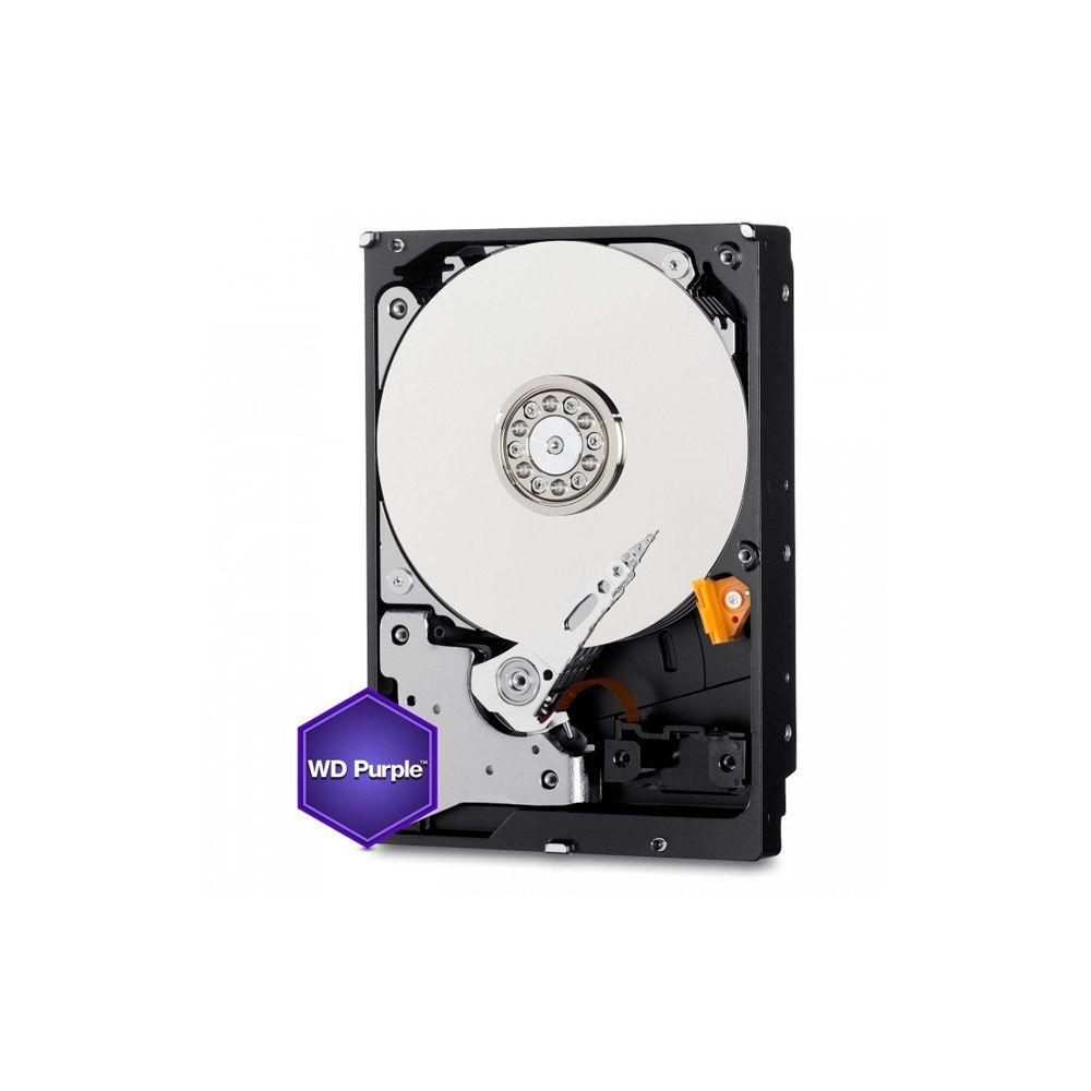 HD 8TB SATA III Western Digital Purple Surveillance 128MB WD80PUZX
