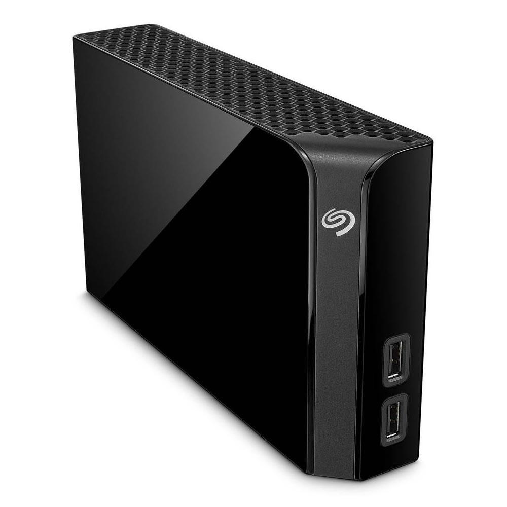 HD EXTERNO SEAGATE 6TB USB 3.0 BACK PLUS HUB - STEL6000100*