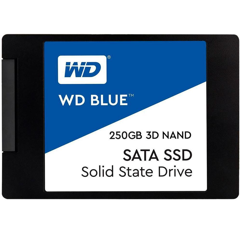 SSD BLUE 250GB SATA 3D NAND WESTERN DIGITAL
