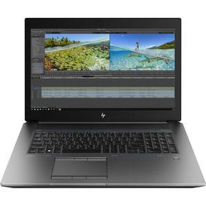 HP Inc. ZBOOK HP 17G6 I7-9850H W10P 16GB 512SSD NVIDIA T1000 4GB 3B - 7XV57LA#AC4