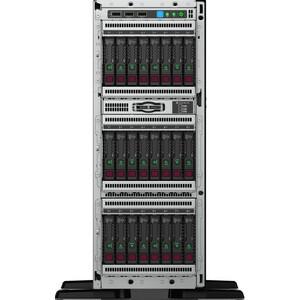 Hewlett Packard Enterprise HPE ML350 GEN10 1P 4208 2.1GHZ 4LFF E208I-A 1X500W TORRE 4U - P11050-001