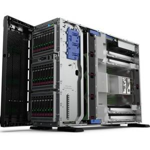 HPE ML350 GEN10 1P 4210 2.2GHZ 8SFF P408I-A 1X800W TORRE 4U - P11051-001