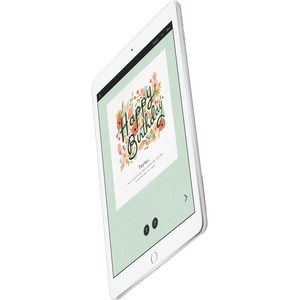 IPAD 6TH WIFI 128GB PRATA - MR7K2BZ/A