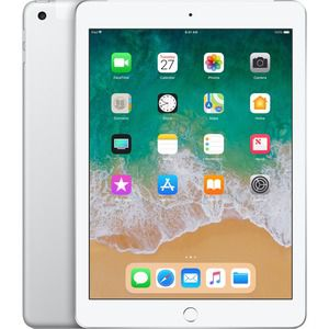 IPAD 6TH WIFI 4G 32GB PRATA - MR6P2BZ/A