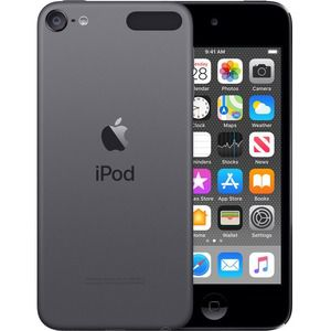 IPOD TOUCH 128GB SPACE GRAY - MVJ62BE/A