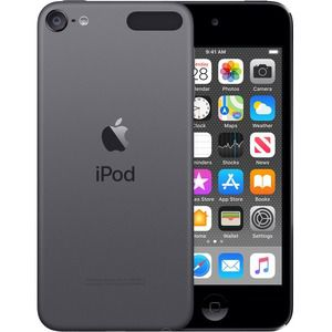 IPOD TOUCH 256GB SPACE GRAY - MVJE2BE/A