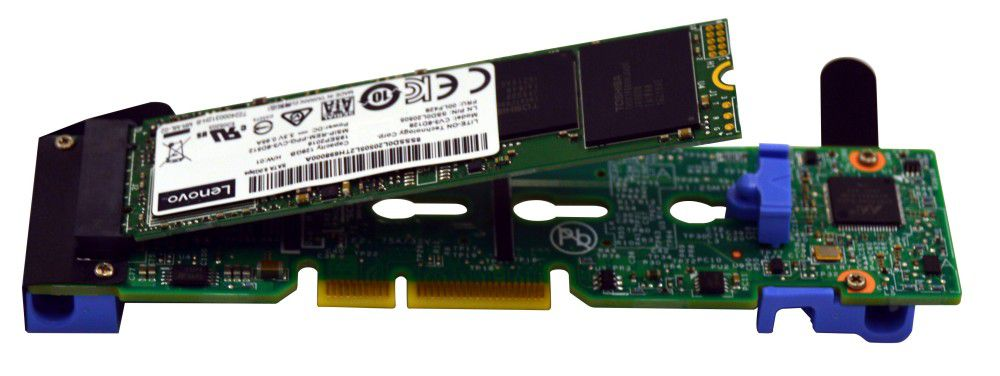 Lenovo ThinkSystem M.2 5100 480GB SATA 6Gbps Non-Hot Swap SSD