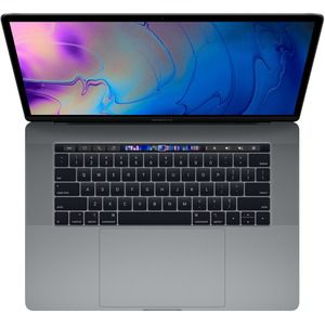 "MacBook 15,4"" 2.3GHZ 16GB 512GB CINZA ESPACIAL TOUCH BAR I9"