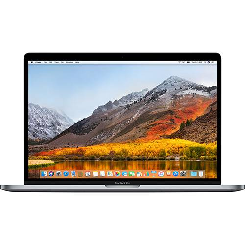 MBP 13 2.3GHZ 8GB 256GB CINZA ESPACIAL TOUCH BAR I5
