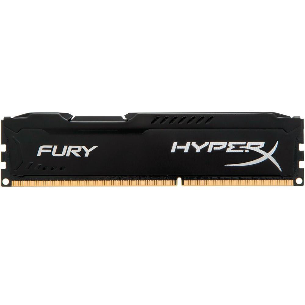 Memória 4GB 1866MHZ HYP FURY BLACK SERIESHX318C10FB/4