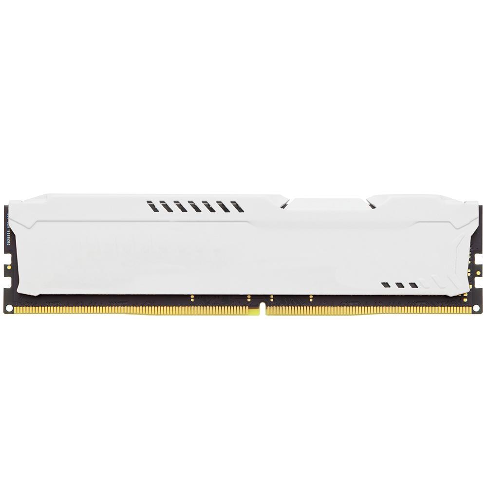 Memória 8GB DDR4 2933MHZ DIMM HYPERX WHITE HX429C17FW2/8