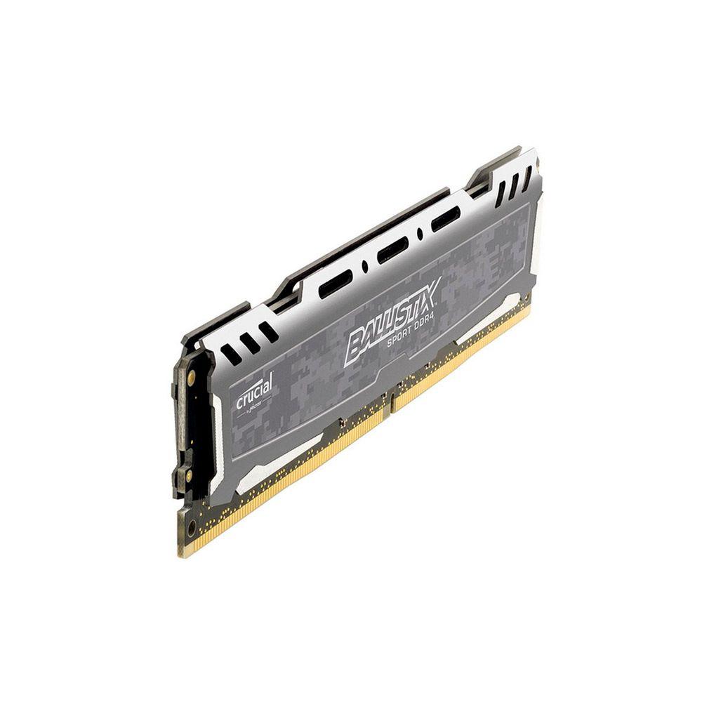 Memória 8GB DDR4 2400Mhz  Ballistix - G053000171